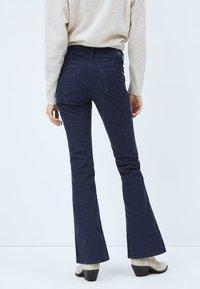 Pepe Jeans - NEW PIMLICO - Bootcut jeans - azul marino - 2