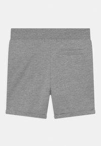 Name it - NMMDIDRIK 2 PACK - Shorts - grey melange/dark sapphire - 1