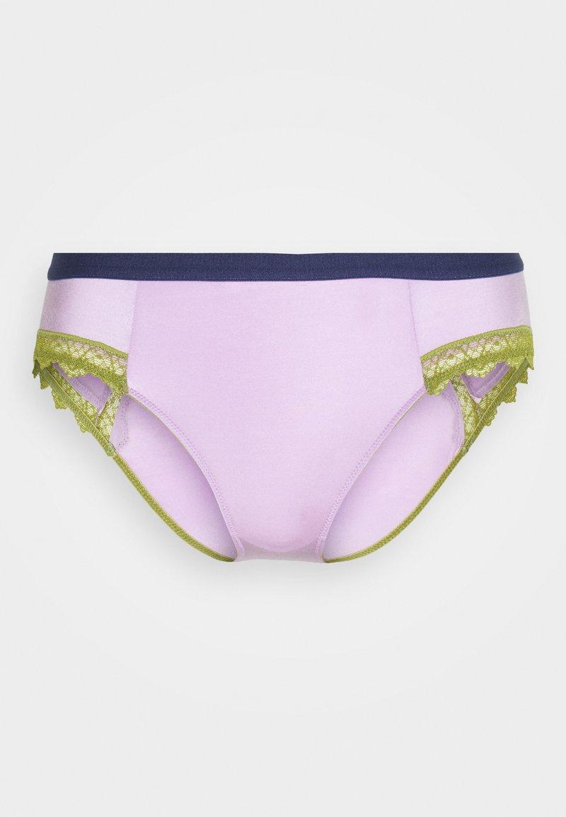 Dora Larsen - LOW RISE KNICKER - Briefs - light pastel purple