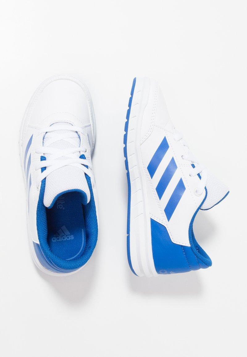 adidas Performance - ALTASPORT - Sports shoes - footwear white/blue