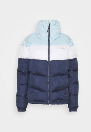 PUFFECT™ COLOR BLOCKED JACKET - Vinterjakke - nocturnal/white/spring blue