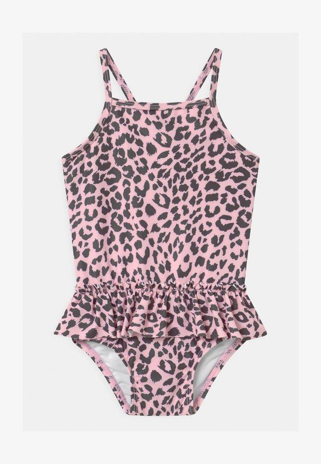 LUCINDA RUFFLE - Plavky - pearl pink