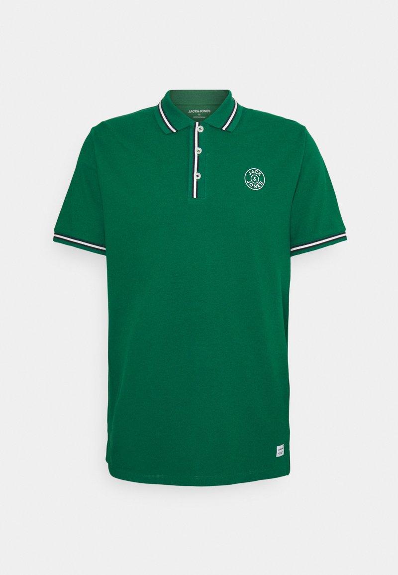 Jack & Jones - JJMISARI - Polo shirt - verdant green