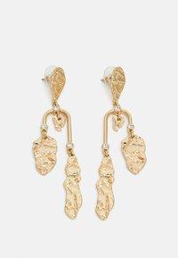 Pilgrim - EARRINGS TOLERANCE - Orecchini - gold-coloured - 0