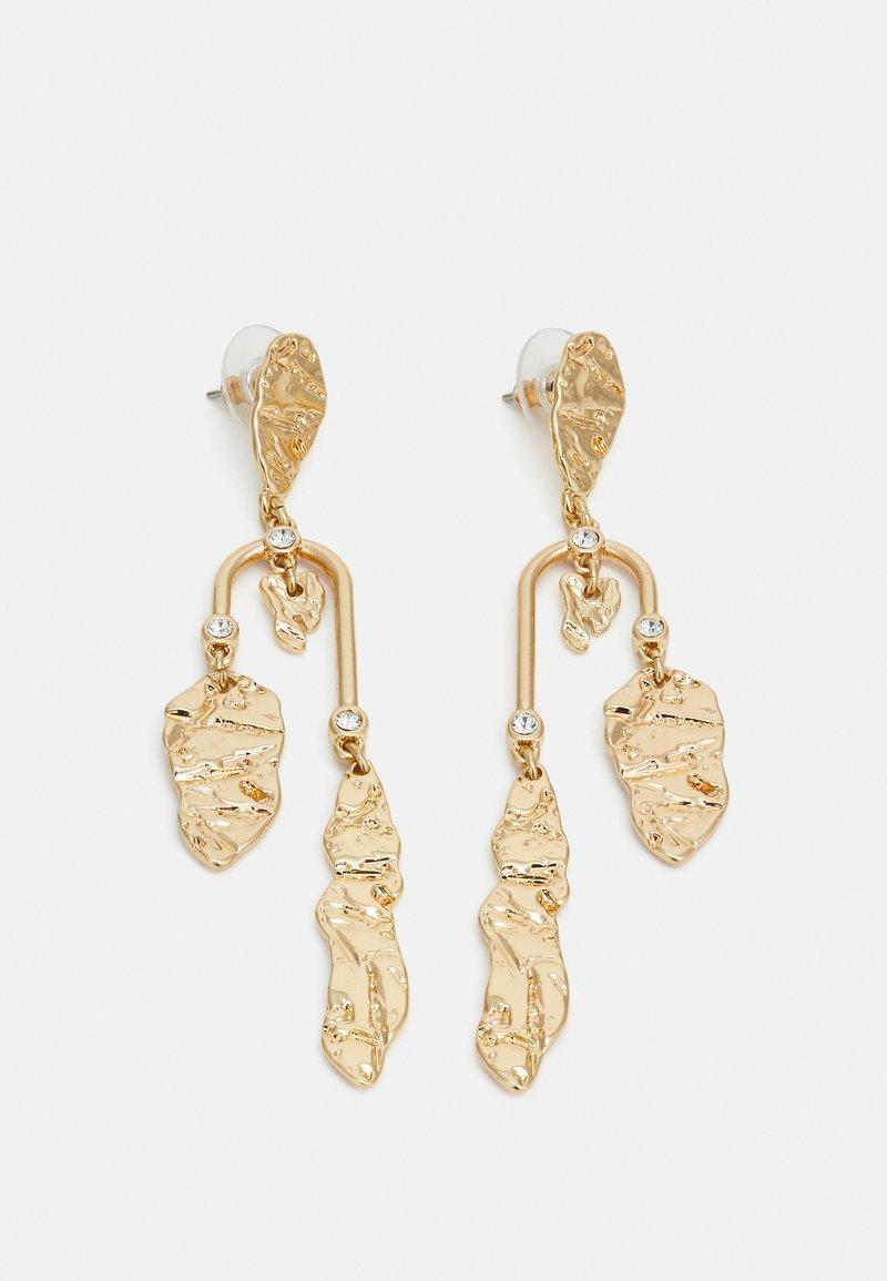 Pilgrim - EARRINGS TOLERANCE - Orecchini - gold-coloured