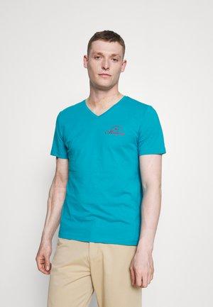ALEX PRINT - T-shirt med print - caneel bay
