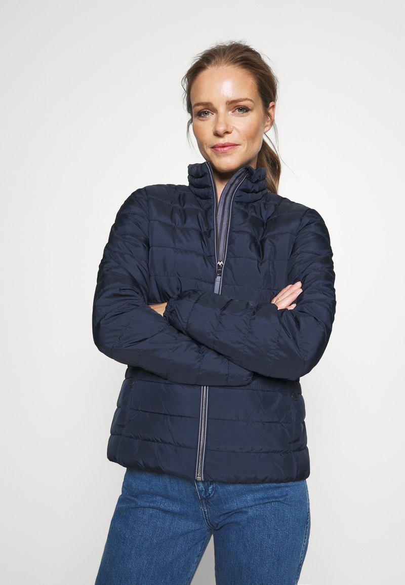 TOM TAILOR - ULTRA LIGHT WEIGHT JACKET - Winterjas - sky captain blue