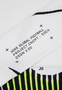 Nike Performance - SQUAD CREW - Sports socks - white/black - 2