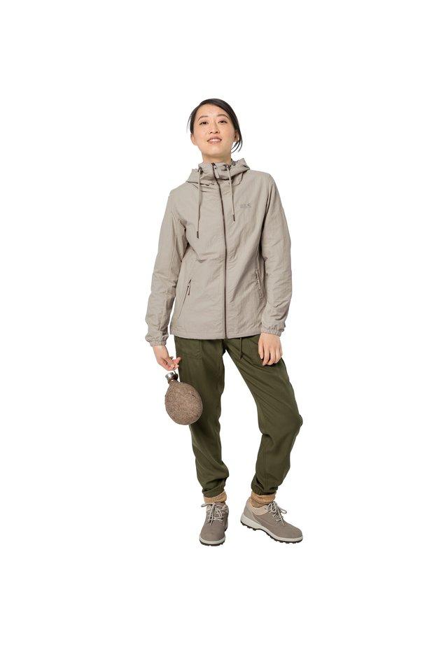 LAKESIDE JACKET  - Outdoor jacket - dusty grey