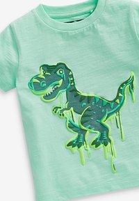 Next - Print T-shirt - light green - 2