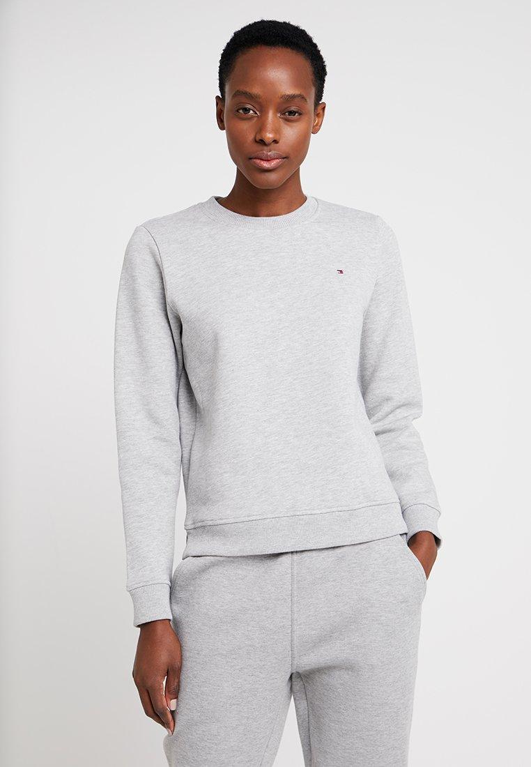 Tommy Hilfiger - HERITAGE CREW NECK  - Sweater - light grey