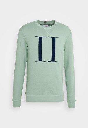 ENCORE  - Sweatshirt - iceberg green/navy blue