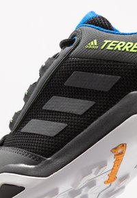 adidas Performance - TERREX AX3 GTX - Hiking shoes - core black/dough solid grey/signal green - 5