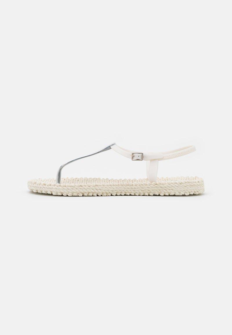 Ilse Jacobsen - CHEERFUL - Pool shoes - creme