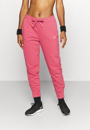 DRY GET FIT - Trainingsbroek - archaeo pink/white