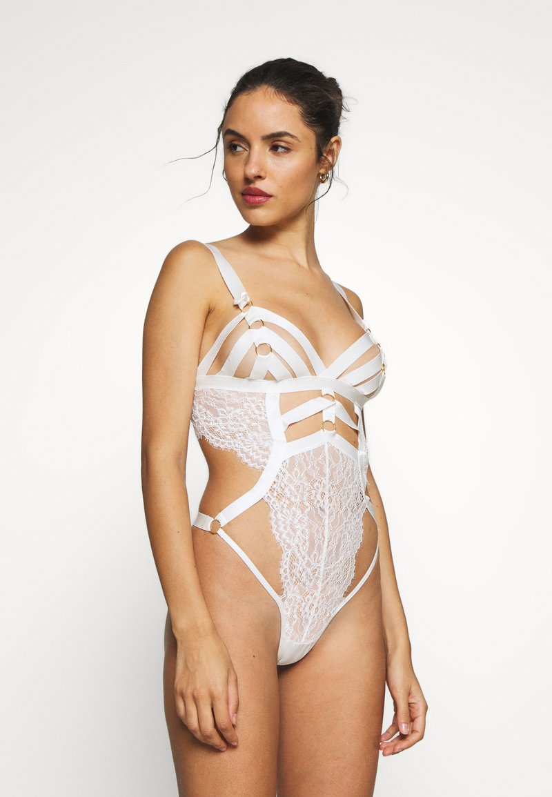 Hunkemöller - Body - snow white