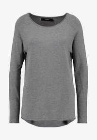 VMNELLIE GLORY - Jumper - medium grey
