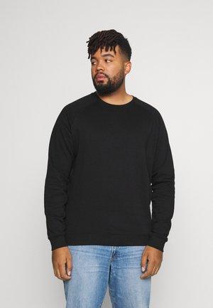 BIG CREW NECK 2PACK - Sweatshirt - black- green