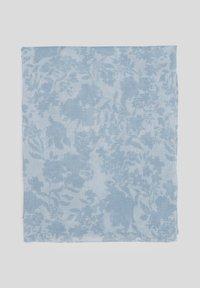 s.Oliver - Scarf - light blue aop - 1