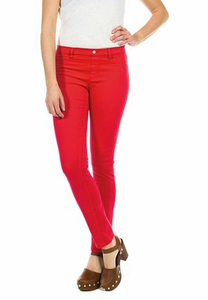 Jeggings - rosso