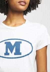 M Missoni - Print T-shirt - white - 5