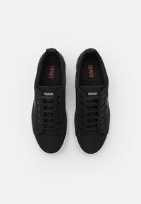HUGO - TENN - Sneakers basse - black - 4