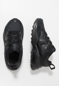Nike Sportswear - AIR MAX FUSION UNISEX - Sneakers basse - black - 0