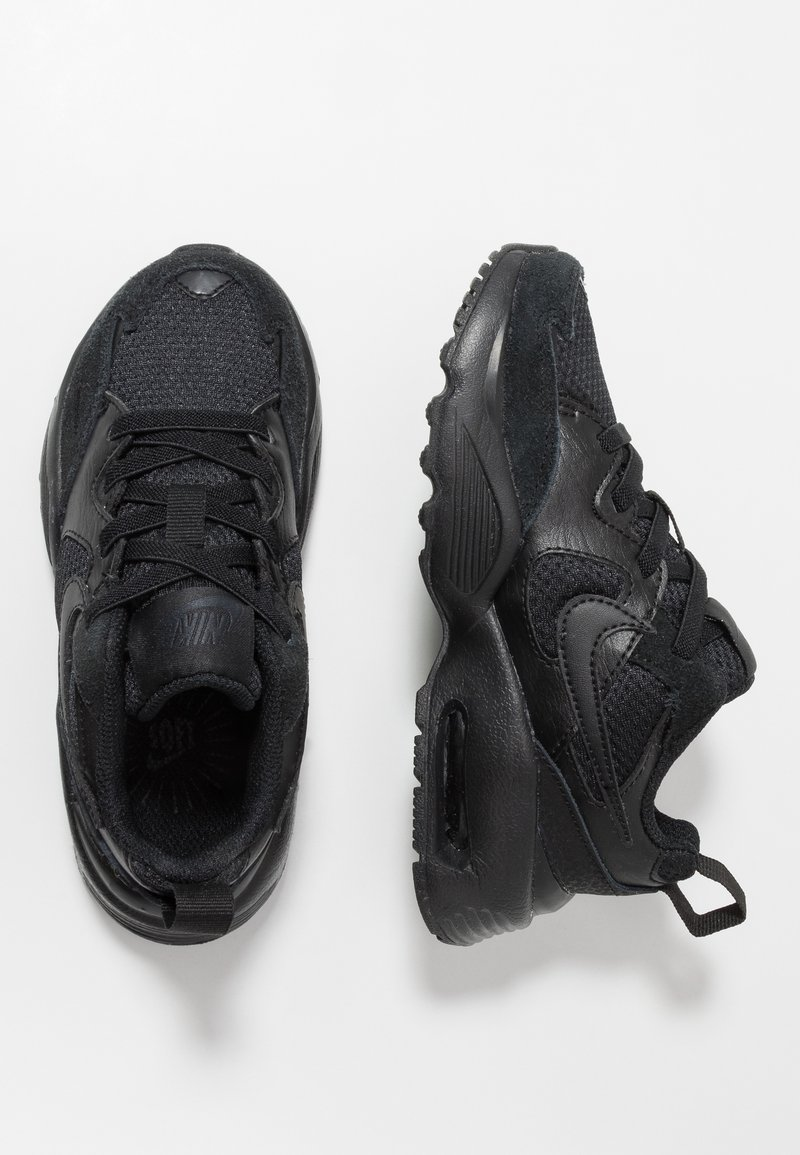 Nike Sportswear - AIR MAX FUSION UNISEX - Sneakers basse - black