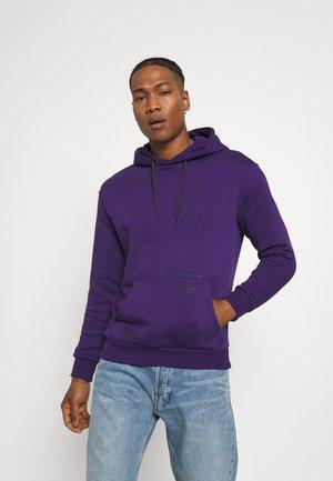 Hoodie - parachute purple