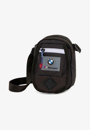 MOTORSPORT  - Across body bag - black