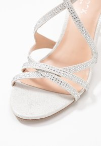 Paradox London Pink - ROMELIA - High heeled sandals - silver - 2