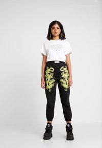 NEW girl ORDER - MANIFESTO - T-shirts print - white - 1