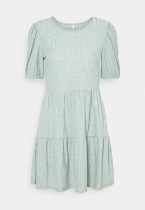 ONLNELLA SHORT DRESS  - Robe d'été - chinois green
