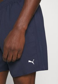 Puma - SWIM MEN MEDIUM - Swimming shorts - navy - 3