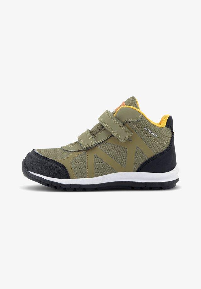 IGGESUND WP - Ankle boots - khaki