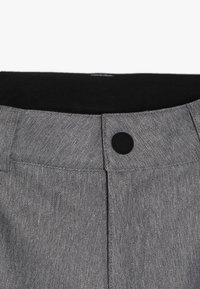 Volcom - CARGO PANT - Snow pants - heather grey - 6