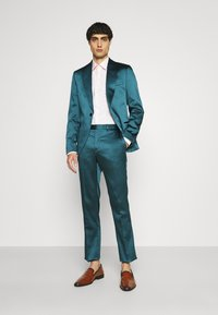 Twisted Tailor - DRACO SUIT - Kostym - bottle green - 0