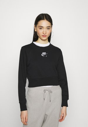 AIR CREW  - Sweater - black/white