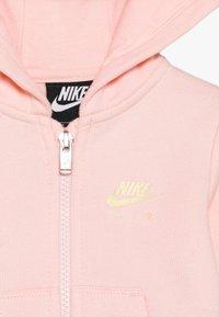 Nike Sportswear - AIR BABY SET - Tracksuit - black - 5