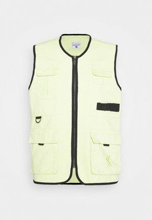 UTILITY VEST  - Vest - yellow