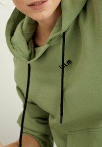 DeFacto - Hoodie - green - 3
