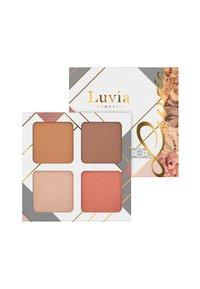 Luvia Cosmetics - FACE PALETTE LIGHT - Face palette - - - 1