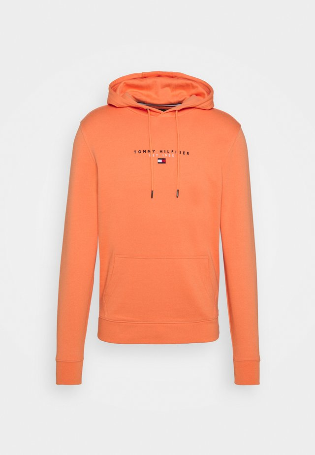 ESSENTIAL HOODY - Sweat à capuche - summer sunset