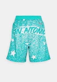 Mitchell & Ness - NBA ALL STAR SHORT - Sports shorts - green/grizzlies teal - 7
