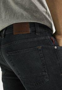 camel active - Straight leg jeans - black ink - 3