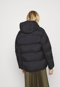 adidas Originals - WINTER LOOSE JACKET - Down jacket - black - 2