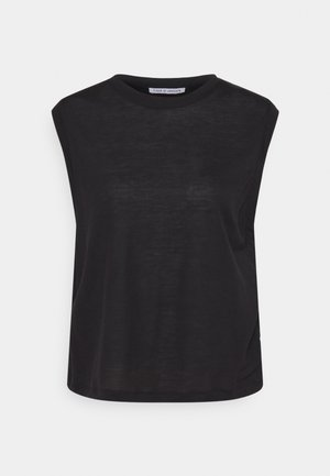 DECULA - Top - black