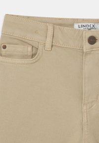 Lindex - LALEH - Džíny Straight Fit - beige - 2