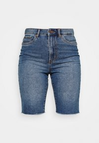 Vero Moda - VMLOA FAITH MIX - Short en jean - medium blue denim - 4
