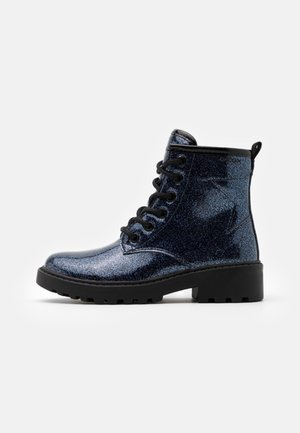 CASEY GIRL - Lace-up ankle boots - navy